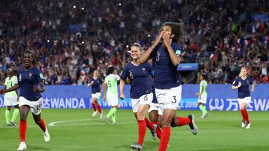 WWC: France seal top spot, Norway through