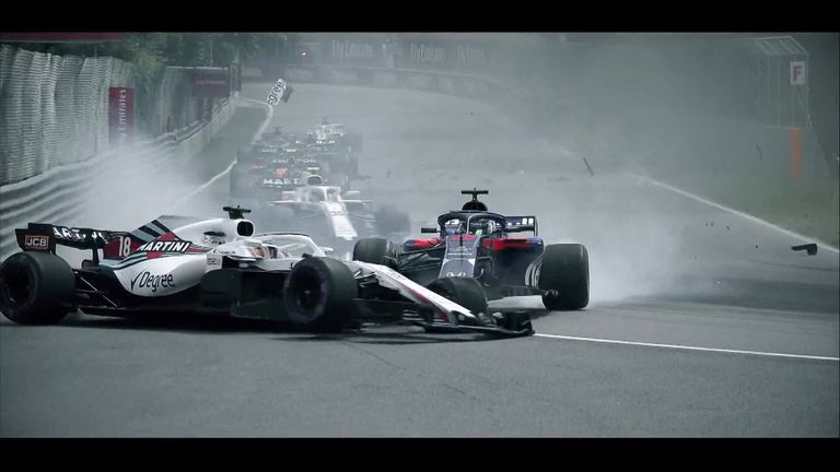 Relive the best bits from last year's Canadian GP in Montreal, won comfortably by Ferrari's Sebastian Vettel