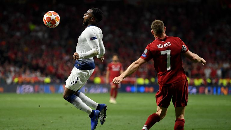 Danny Rose won a late free-kick in a good position but his all-round game disappointed