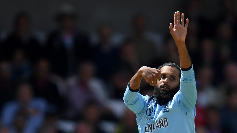 Adil Rashid ruled out for rest of season due to chronic shoulder problem