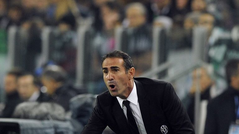 Angelo Alessio assisted Antonio Conte at Juventus, Italy and Chelsea