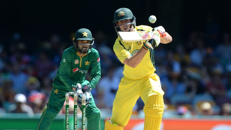 Aaron Finch: Mitch Marsh can step in for injured Marcus Stoinis if he withdraws from Australia squad