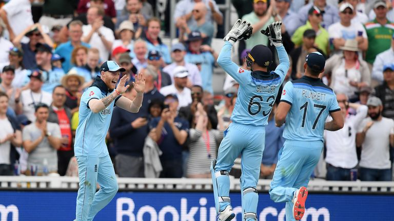 England's batting coach Graham Thorpe says Ben Stokes' one-handed catch against South Africa was a sign of his showmanship