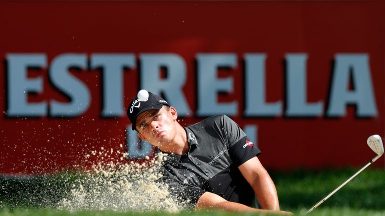 Christiaan Bezuidenhout will have to wait to defend his Andalucia Masters title