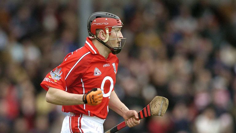The Cloyne man hurled with Cork in 2006, coming out after his intercounty career ended