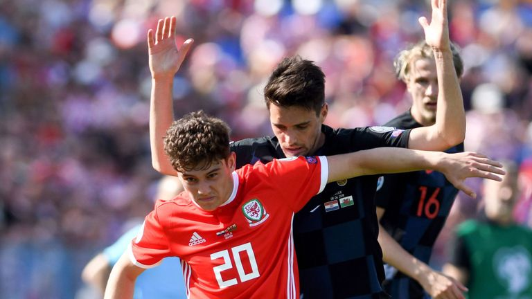 Daniel James is expected to be unveiled as a Man Utd player later this week