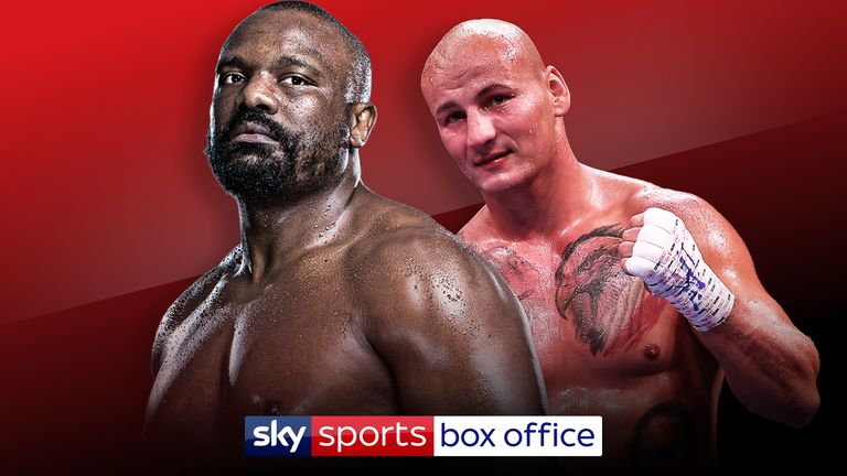 Derek Chisora clashes with Artur Szpilka in the capital