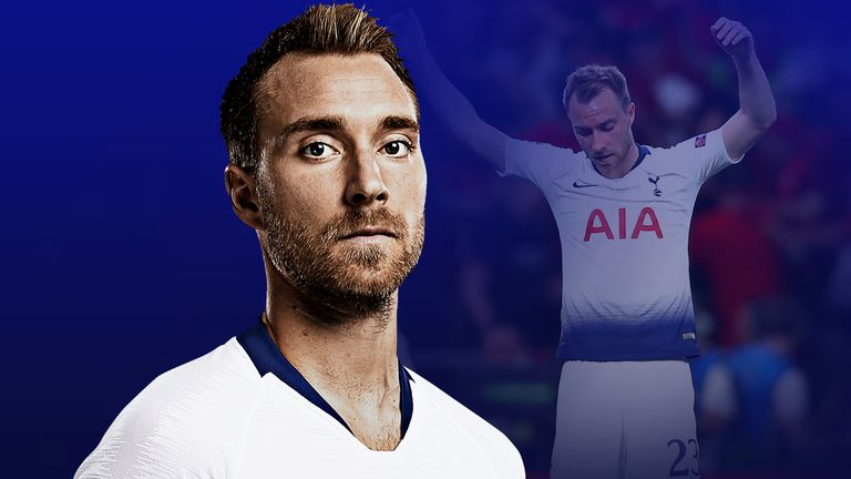 Christian Eriksen: Spurs would face tough task to replace playmaker | Football News |