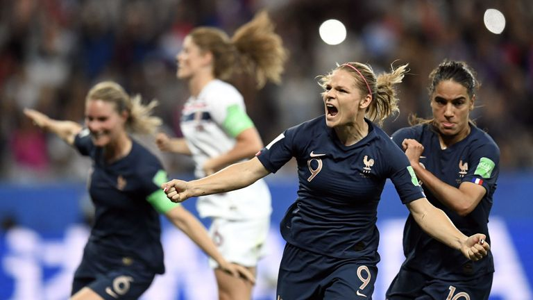 France have never won the Women's World Cup