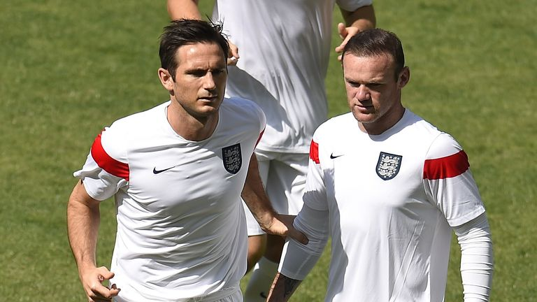 Former Derby manager Frank Lampard was first to suggest the club sign his former England team-mate Wayne Rooney, Sky Sports News has learned