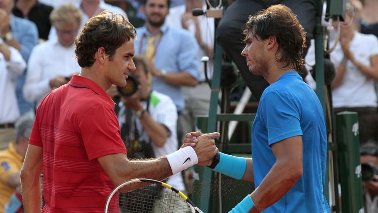 Roger Federer vows to be 'fearless' against Rafael Nadal in French Open semi-final