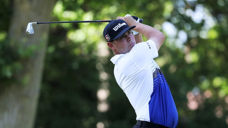 Gary Woodland faces a battle to make the cut following a one-over 73