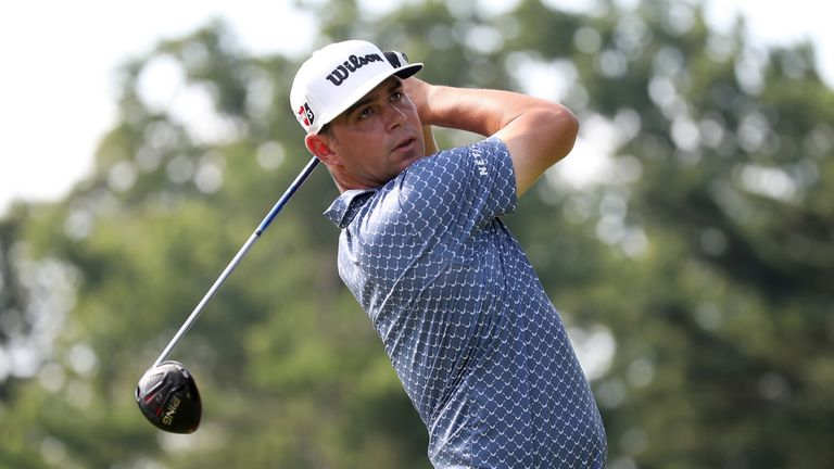 Gary Woodland failed to find his form from Pebble Beach