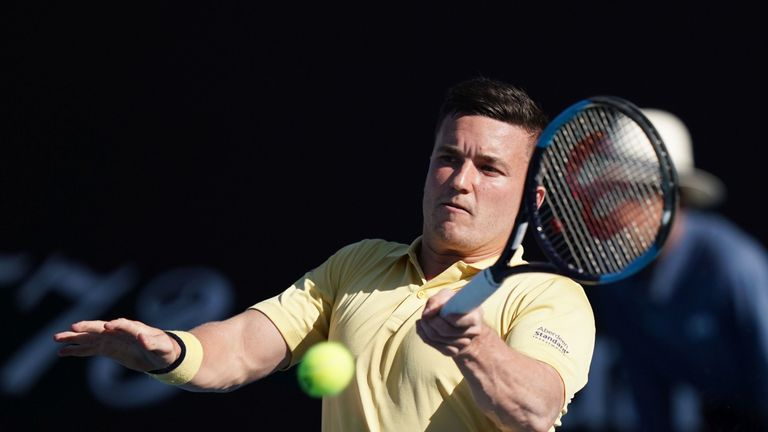 2019 French Open runner-up Reid has also received a wildcard for this year's Wimbledon Championships