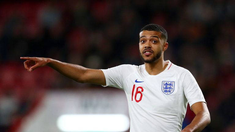 Jake Clarke-Salter, who played last season for Vitesse on loan from Chelsea, will captain the England U21s