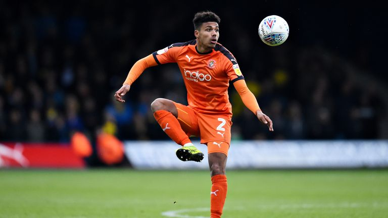 James Justin is wanted by Leicester as well as a number of other Premier League clubs