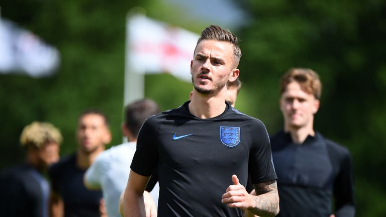 James Maddison created the most goalscoring chances (100) of any Premier League player in 2018/19