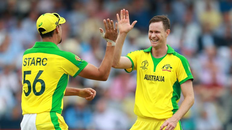 Jason Behrendorff picked up five wickets after being recalled by Australia