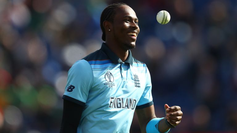 Jofra Archer is treating England's game clash with West Indies as 'just another game'