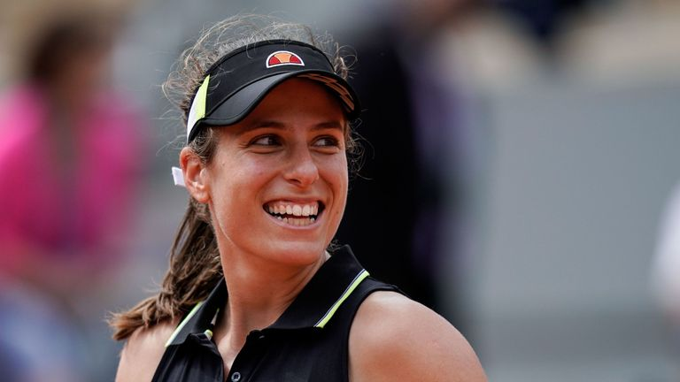 Johanna Konta's rise as she bids to make history at French Open | Tennis News |