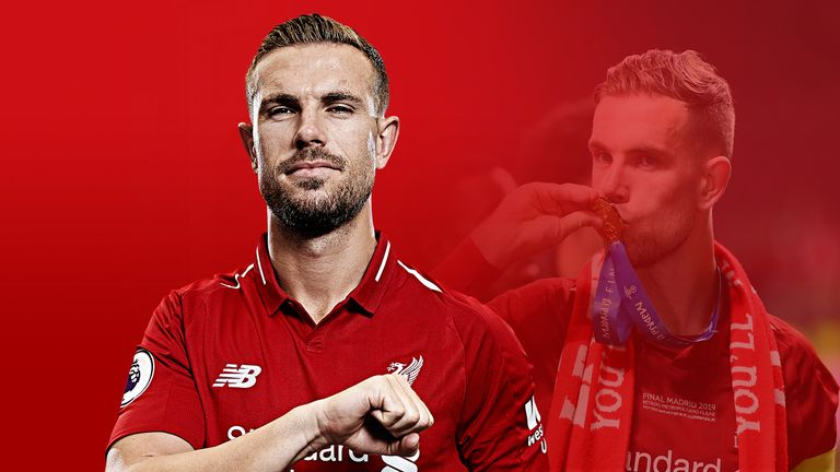 Jordan Henderson's inspirational story is a valuable lesson for the Liverpool captain's detractors