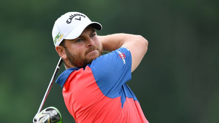 Jordan Smith is chasing his second win on the European Tour