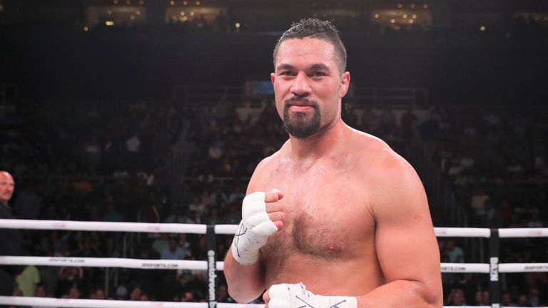 Joseph Parker has been linked with a fight against Chisora