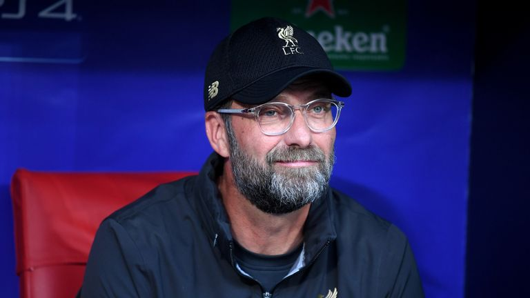 Jurgen Klopp has called up teenagers Paul Glatzel and Bobby Duncan to their US tour
