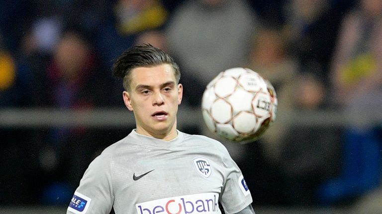 Leandro Trossard is close to completing a £18m move from Genk to Brighton