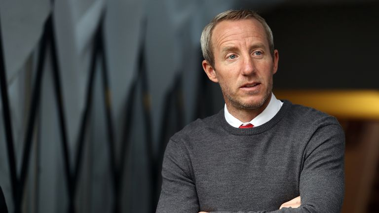 Lee Bowyer led Charlton to promotion to the Championship last season