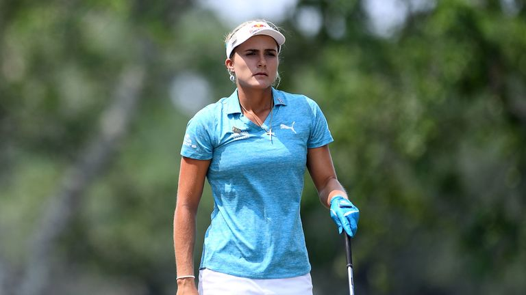 Lexi Thompson won the 2018 CME Group Tour Championship