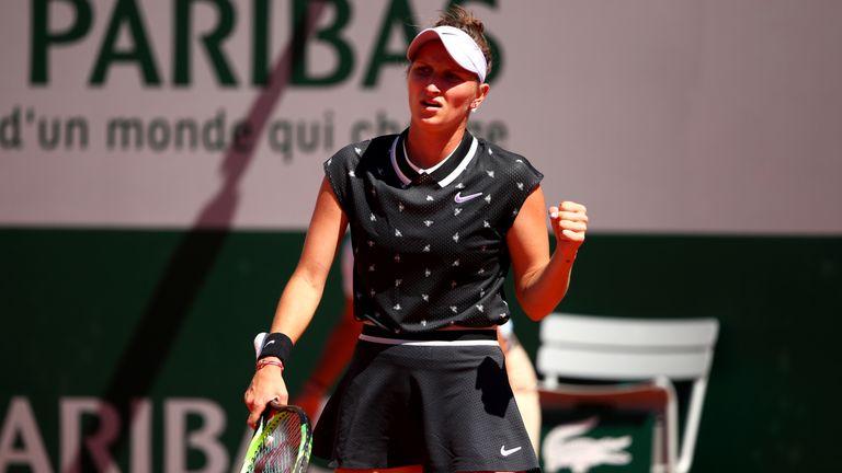 Marketa Vondrousova is yet to drop a set at this year's championship