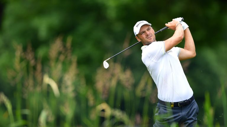 Kaymer handed in a bogey-free 67 on day one