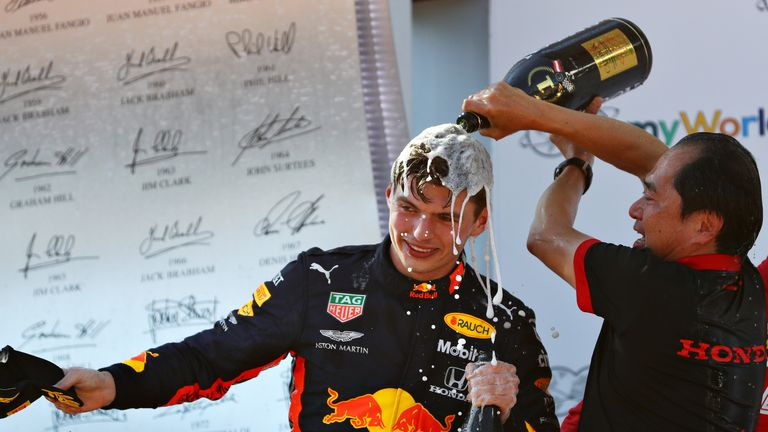 Honda praised by Lewis Hamilton, Jenson Button, McLaren after win