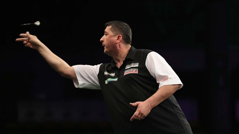 Mensur Suljovic will be aiming to lead Austria to a first World Cup semi-final