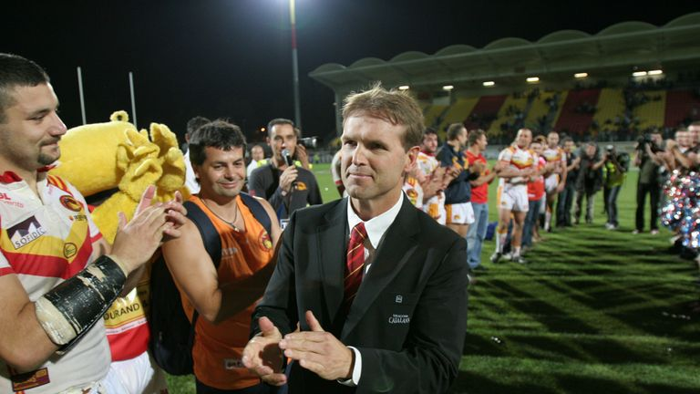 Catalans completed their inaugural away win in Super League under the tutelage of Mick Potter