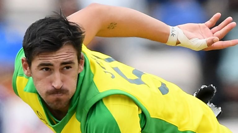 Mitchell Starc suggested there must be equal competition between bat and ball