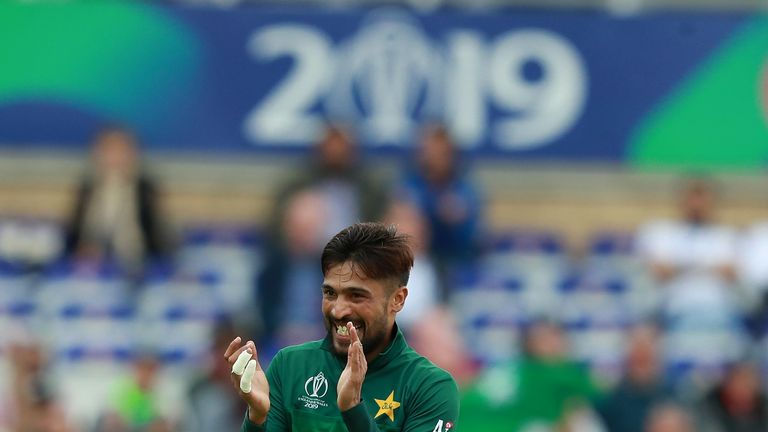 Mohammad Amir - will he be able to restrict England's batsmen at Trent Bridge?