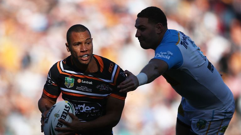 Moses Mbye to play State of Origin despite health scare   Rugby League News  