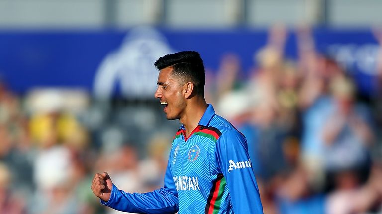 Afghanistan spinner Mujeeb Ur Rahman could go early in The Hundred Draft