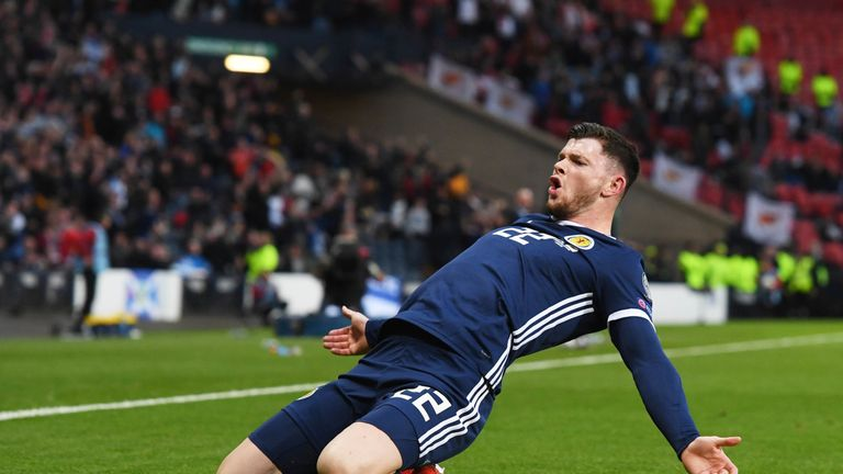 Oliver Burke has had loan spells at Celtic and Alaves since being at West Brom