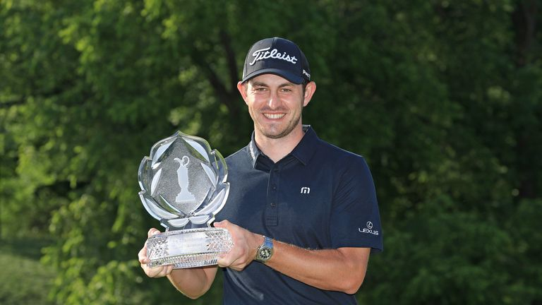 Cantlay is bidding to follow up his recent Memorial success