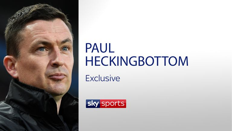 Exclusive interview with Hibernian manager Paul Heckingbottom