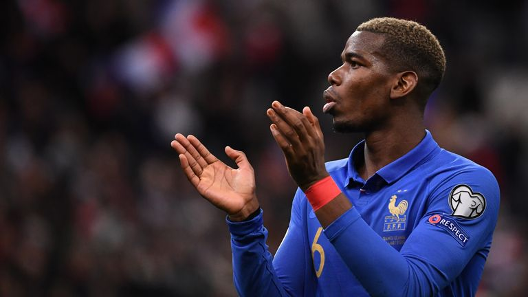 Paul Pogba won't be sold by Manchester United, according to reports