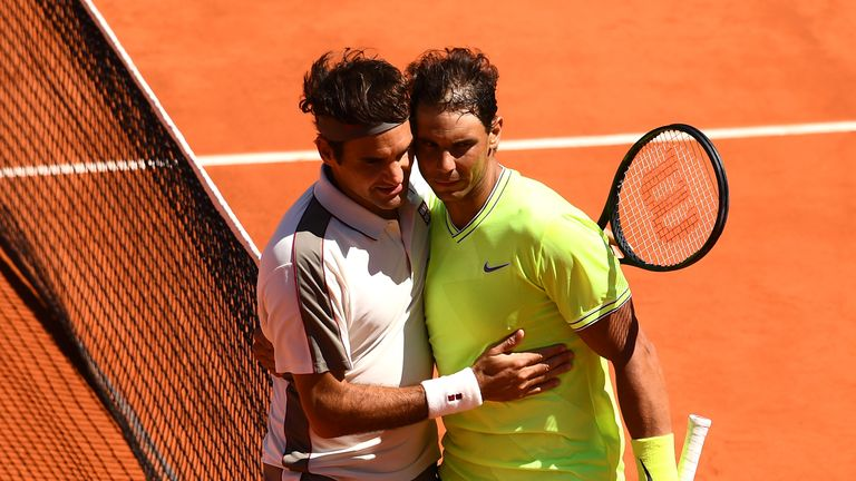 Nadal made quick work of Federer in their first meeting since 2011 at Roland Garros