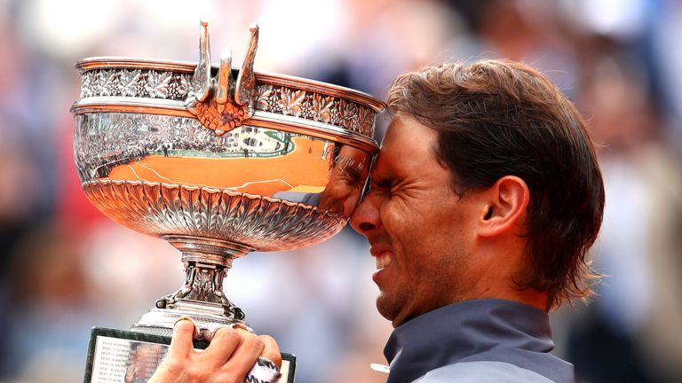 Rafael Nadal's French Open dominance compared to sporting greats | Tennis News |