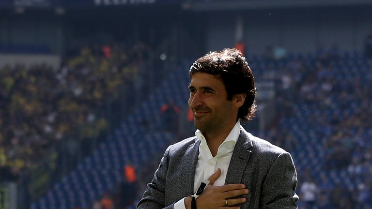 Raul takes charge of Real Madrid reserve side Castilla