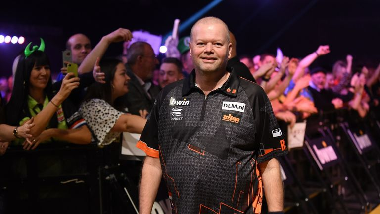 Raymond van Barneveld will compete in the PDC World Series of Darts