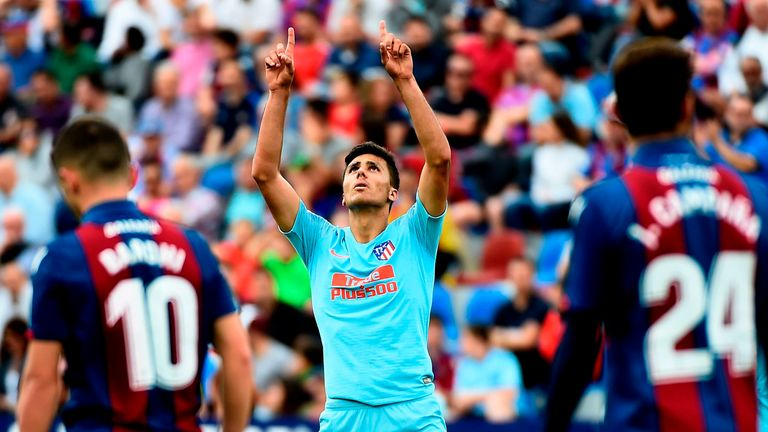 Rodri has been linked with Manchester City all summer