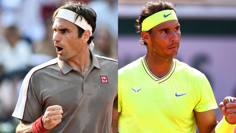 Roger Federer and Rafael Nadal will meet for the 40th time on Friday